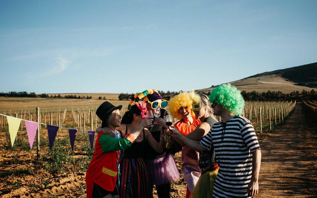 Cape Wine Marathon Glossary